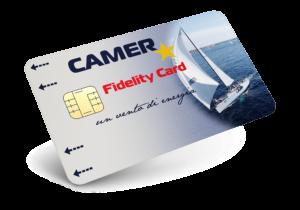 fidelity card camer