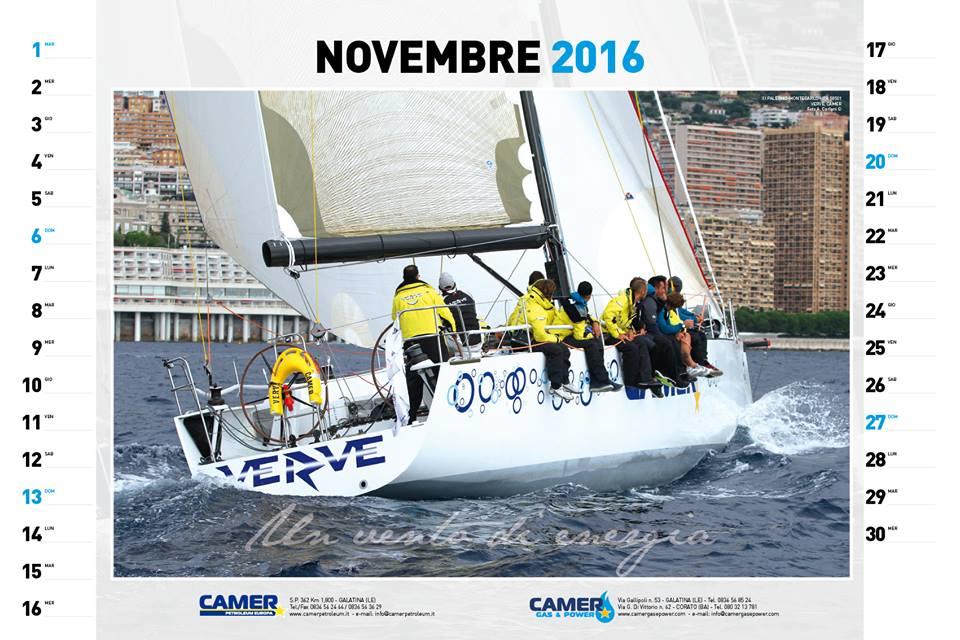 calendario 2016 verve camer