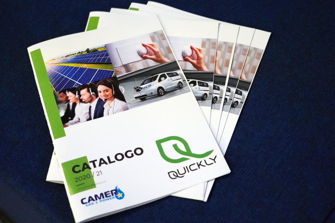 Catalogo servizi camer e quickly