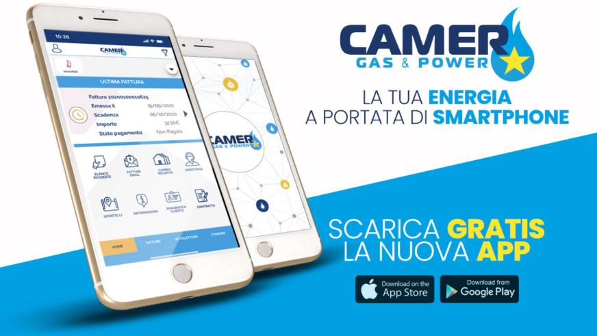 app camer gas e power